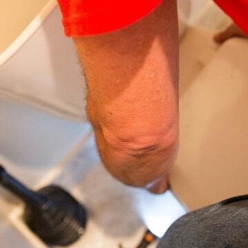 תיקון נזילה בשירותים איתור נזילות