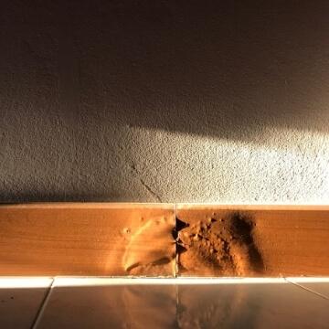 טיפול בבעיית רטיבות ברצפה איתור נזילות